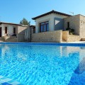 Cyprus Passport Property AH214V ~ 6 BEDROOM LUXURY DETACHED VILLA WITH STUNNING SEA GOLF VIEWS Aphrodite Hills Cyprus