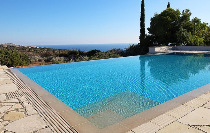 3 Bedroom Front Line Luxury Detached Villa with Panoramic Sea View ~ AH222V-AphroditeHills_Paphos_Cyprus_4