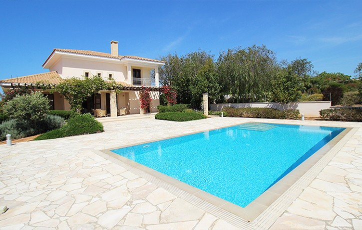AH189V_3 bedroom Villa on Front Line Property with panoramic sea view_AphroditeHills_Paphos_Cyprus_3