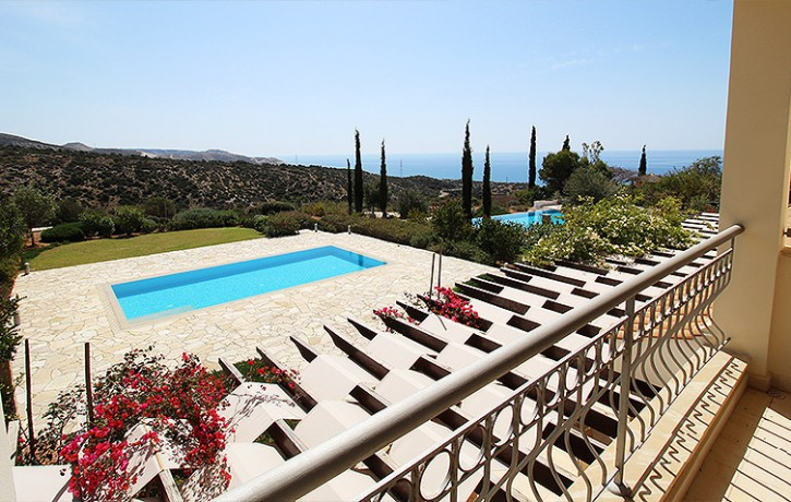 AH189V_3 bedroom Villa on Front Line Property with panoramic sea view_AphroditeHills_Paphos_Cyprus_8